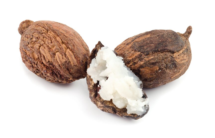 Keeping hair soft with shea butter